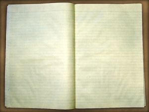 blank page image